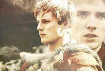 Merlin / by Claire Jensen