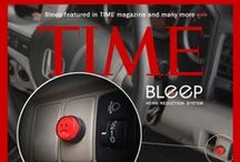 Bleep in the news (Nudge) / Bleep is a horn reduction system created by Briefcase that has proven to reduce drivers' honking by 61% (Nudge) Read more here - www.brief-case.co/bleep.html