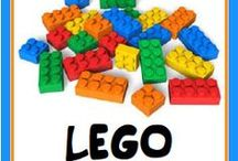 Children: Learning with Legos / by Sabrina Poole
