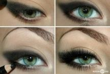 It's all in the eyes / Eye makeup