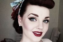 I want to be a pin up girl! Or a rockabilly chick! / All things rockabilly and pin up