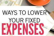 FINANCE: Frugal Tips / Tips and tricks to save money without compromising your lifestyle.