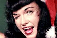 [Iconos de Estilo] Betty Page / by Romi Melián