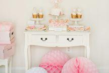 Babyshower / Inspiration table decor