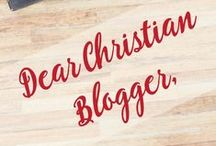 Blogging Tips for Christian Bloggers