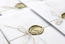 Partecipazioni Wedding stationery