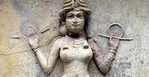 Ishtar/Astarte/Lilitu.