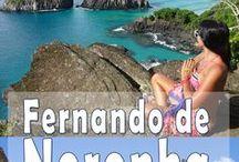 Fernando de Noronha   Brazil / Dicas e inspirações de viagem de Fernando de Noronha