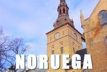Noruega | Norway / Dicas e inspirações de viagem da Noruega