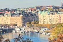 Suécia | Sweden / Dicas e inspirações de viagem da Suécia