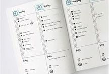 How To Start a Simple Bullet Journal / How to start a simple bullet journal or travel journal Bullet journal ideas and inspiration, Bullet journal layout, Bullet journal pages ideas, Bullet journal printables, Weekly layout and templates, Bullet journal habit tracker, Bullet journal planner organisation.