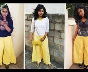 Outfits Ideas: How to Style & What to Wear / Styling ideas, fashion trends and how to wear different outfits. Casual outfit ideas and styling one outfit in different ways plus techniques on repeating clothes