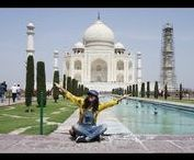 India Travel Diaries / Best places to travel in India. All about India and must visit places in India like Taj Mahal etc.