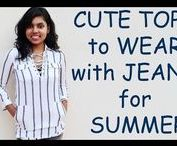 Outfit Ideas - Fashion Trends & How to Style / All about how to style outfits, what outfits to wear including the latest fashion trends with lots of outfit ideas and styling tips.