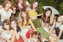 • 트와이스 / -나연 -사나❤️ -미나 -지효 -정연 -쯔위 -다현❤️ -채영 -모모