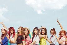 프리스틴❤️ / PRISTIN/ 프리스틴 -XiYeon,Eunwoo,Sungyeon,Nayoung,Kyul Kyung,Roa,Yehana,Kyla,Yuha,Rena   -Roa❤️