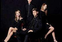 K.A.R.D. / KARD / 카드 -BM,Somin,Jiwoo,J.Seph  -Somin,J-Seph❤️