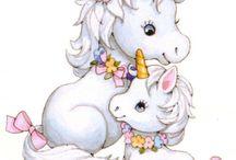 Pegasos y unicornios / De lo real a la fantasía