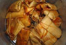 Recetas de Tamales / Todos podemos hacer tamales, sólo sigue estas sencillas recetas y veras que te salen deliciosos