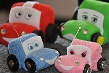 Figuras con toallas C(Como hacerlas) / Ideas muy creativas para elaborar recuerdos para tus amigos o eventos