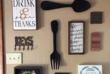 Cocina accesorios, diseño, etc