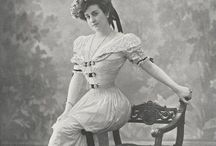 Fashion In 1900s