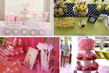 Kids Birthday Parties / by Emily Toms