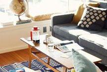 Living Room / by Jennifer