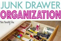 Organization and Cleaning Ideas / by Lyndsey Stephens