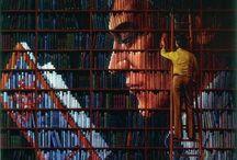 Librarian Art