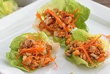 Recipes / by Carrie Wissink Avila