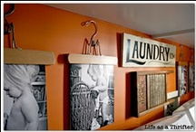 Laundry Room Tips / by Alison Lapinsky