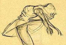Bocetos y dibujos / by Sonia De Lucas Llorente