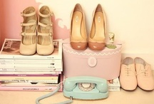 Shoe Fanatic  / You can NEVER have too many shoes...this is a fact~
