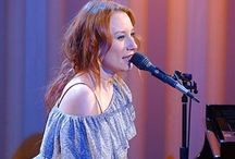 My Muse / Tori Amos has been an inspirational female to me for as long as I can remember. / by Catherine D.