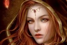 Fantasy/Fairytale Art / by Jennifer
