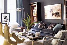 Beautiful Living Rooms / by Jessica Stay At Home-ista
