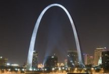 St. Louis - My Home Town / by Pat Monical