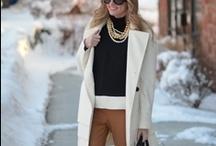 Fashion - Winter / by Megan Fowler