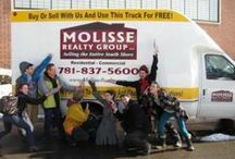 Molisse Moving Truck