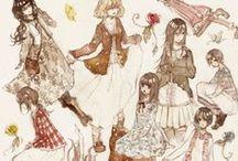 Mori Girl / For Bronwen / by Jennifer