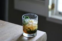 Un verre ? Une tasse ?  / Cocktail, tisane, chocolat chaud, grog... À chacun sa préférence  / by Virginie Bichet