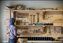wood and other inspiration / woodworking, construction etc