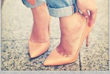 Fashion: Shoes / Happy Feet / by Sybil Lee