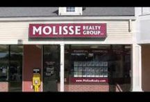 Meet Our Team / You can trust the real estate agents at Molisse Realty Group. We are dedicated to the principles of honesty, integrity, and hard work. Our Realtors are local so they can give you the inside advice and knowledge that only a local agent can!