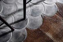 ceiling/walls/floor