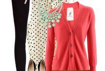 Work outfit ideas / by Brittney Detmer