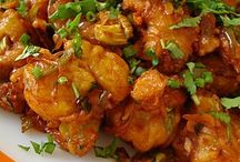 Indian Food / Great recipes for non meat eaters! / by Deanna