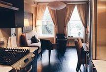 HOTEL NEW YORK / Decor do my suites.