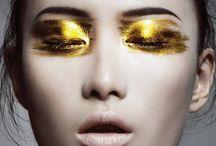 //COLOR// Bronze & Gold
